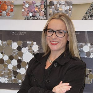 Kitty Douglas-Jones takes over as Managing Director of Douglas Jones Mosaics from July 2020